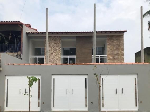 Bairro Da Luz/nova Iguaçu.casa C/2 Suíte Sendo 1 C/ Sacada, Banheiro Social E Garagem. - Ca00561 - 33518696