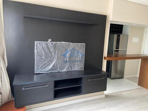 Apartamento Com 2 Dormitórios À Venda, 51 M² Por R$ 330.000,00 - Vila São João - Barueri/sp - Ap3851