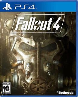 Fallout 4 Ps4 Nuevo Sellado Fisico En Beyond_trc