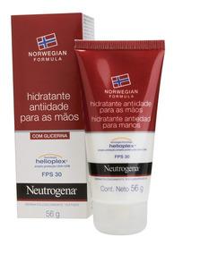 Hidrat. Anti-idade P/ Mãos Neutrogena Norwegian Fps30 56g