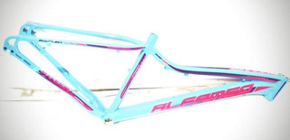 Quadro 29 Alum.15 Pandora Azul/rosa - Alfameq