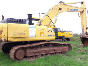 Excavadora Komatsu Pc 300 2007 M/buena 12 Cheq De U$s 12,ooo