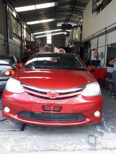 Sucata Toyota Etios 1.5 Manual