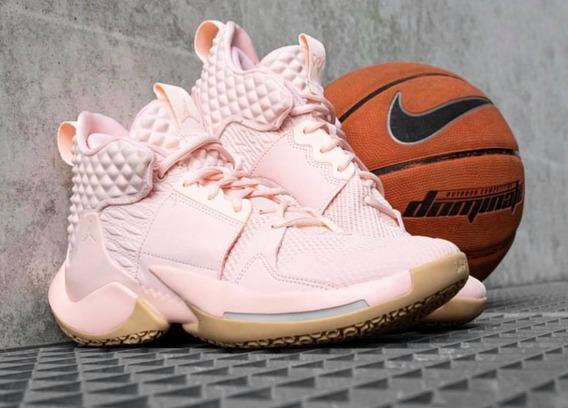 Tenis Nike Jordan Why Not Zero Rosa