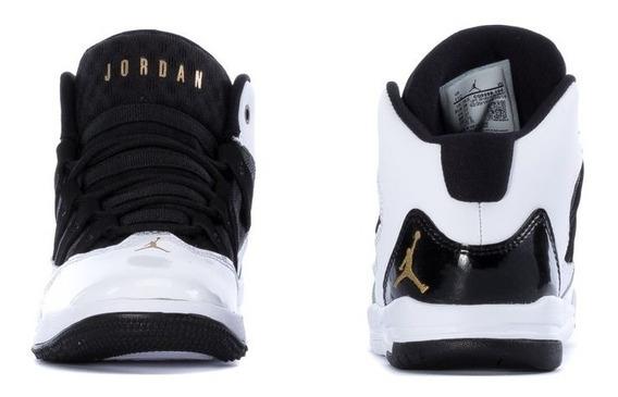 Nike Jordan Max Aura Bebé Blanco/negro