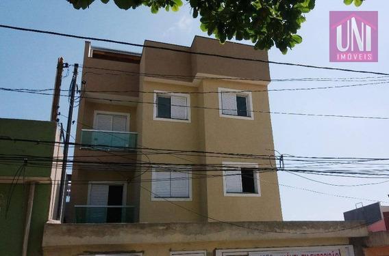 Apartamento Residencial À Venda, Vila Cláudio, Santo André. - Ap1379