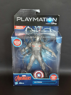 Figura Ultron Playmation Marvel Avengers Hasbro Los Germanes