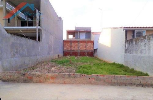 Terreno A Venda No Bairro Jardim Madre Santa Paulina Em - Te 099-1
