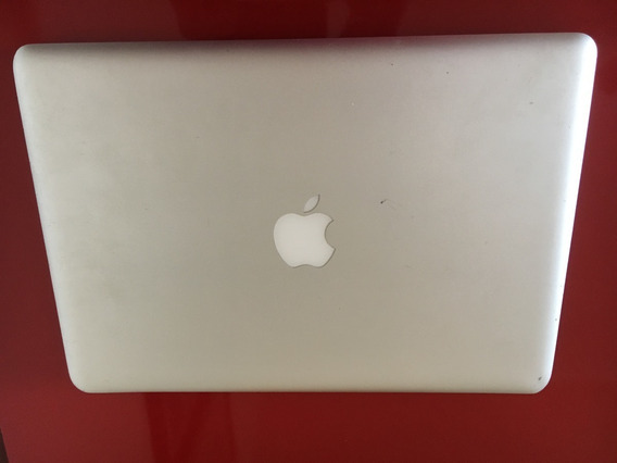 Macbook Pro Mid 2010 - 2.4 Ghz 4gb Ram Nividia 320m