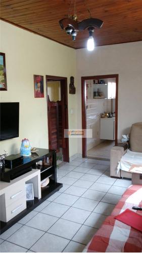 Imagem 1 de 5 de Casa Residencial À Venda, Jardim Das Paineiras, Diadema. - Ca0373