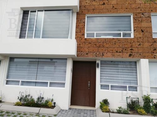 Imagen 1 de 25 de Casa En Condominio - San Andrés Ocotlán