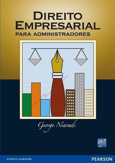 Direito Empresarial Para Administradores