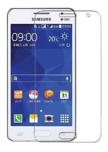 Imagem 1 de 2 de Pelicula Lisa Galaxy Core 2 Core 2 Duos G355 - Transparente