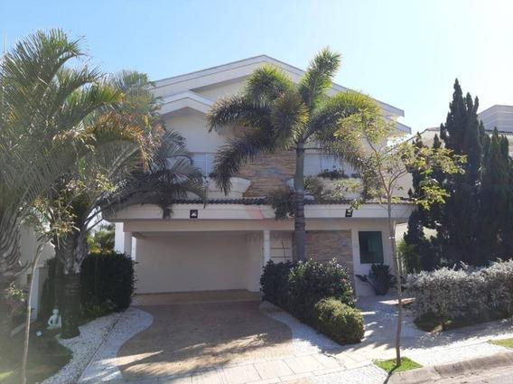 Casa Com 4 Quartos, Sendo 2 Suítes Para Alugar, 300 M² Por R$ 7.500/mês - Condomínio Jardim Paradiso - Indaiatuba/sp - Ca11374