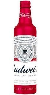 Cerveza Budweiser Porron 473 Ml Aluminio