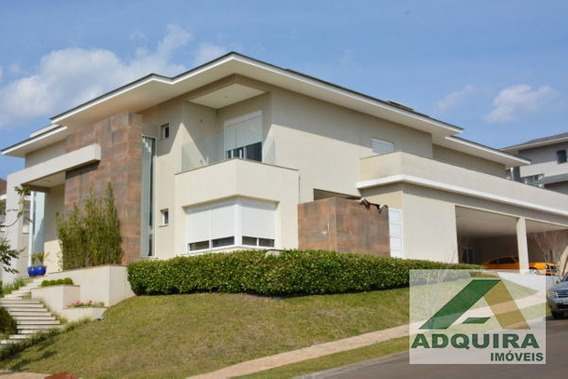 Casa Em Condomínio Com 4 Quartos No Condominio Vila Toscana - 5025-v