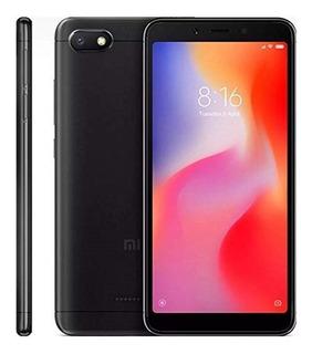 Celular Barato Xiaomi Xiomi Xiomim Redmi 6a 16gb Preto 12x