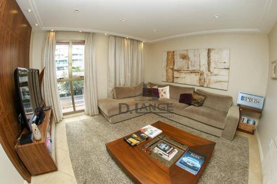 Apartamento À Venda, 141 M² Por R$ 950.000,00 - Jardim Guanabara - Campinas/sp - Ap14966