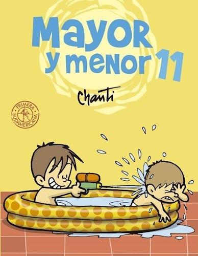 Mayor Y Menor 11 - Chanti
