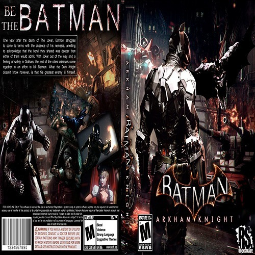 Batman: Arkham Knight Complete Pack - Pc - Steam Key