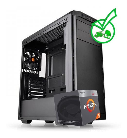 Computador Gamer Ryzen 3 2200g + Vega 8 + 1tb + Nf