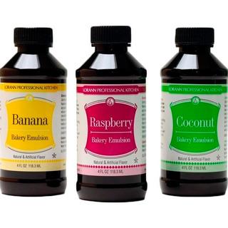 Emulsiones Comestibles Esencias Lorann Reposteria Pasteleria