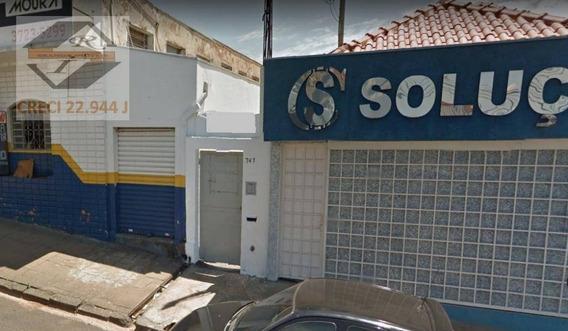 Loja À Venda, 157 M² Por R$ 191.411,53 - Estação - Franca/sp - Lo0002