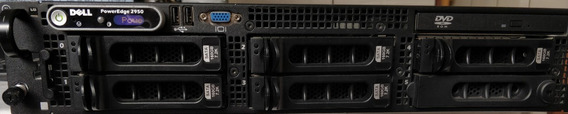 Servidor Dell Poweredge 2950 - 6gb - 2x Xeon E5310