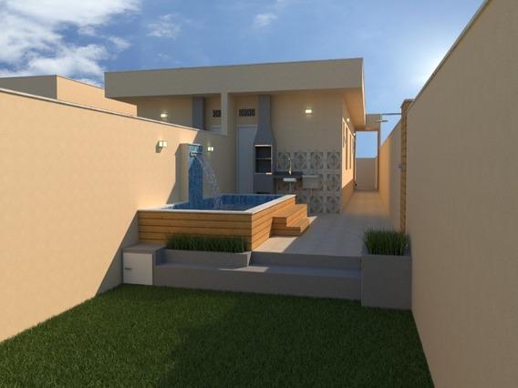 Casa Em Itanhaém - 5063 - 68205080