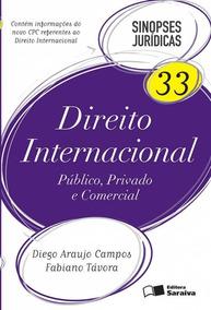 Direito Internacional Público, Privado E Comercial