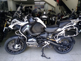 Bmw R1200gs 2014 Blanca Impecable.
