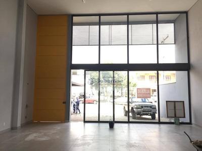 Novo! Galpão Para Alugar, 430 M² Por R$ 10.000/mês - Parque Industrial - Campinas/sp - Ga0027