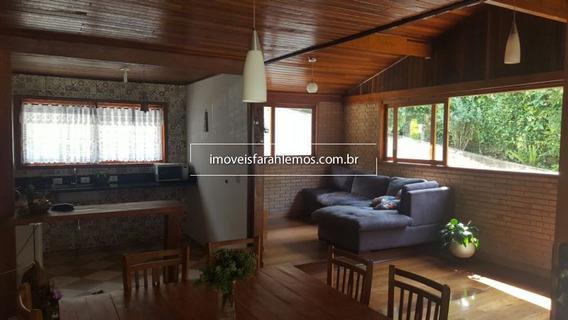 Linda Casa Na Serra Da Cantareira!