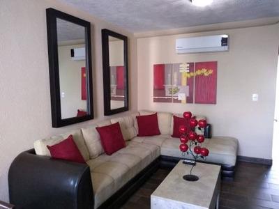 Renta Departamento Primer Nivel En Condominio Drakar, Acapulco