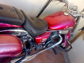 Dinamo Custom 150cc Roja