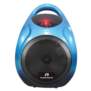 Parlante Portatil Potenciado Audio Sonic As505 Bt Fm Mp3