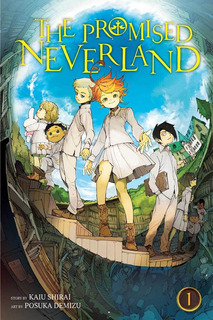 Libro Versión En Inglés The Promised Neverland, Vol. 1-