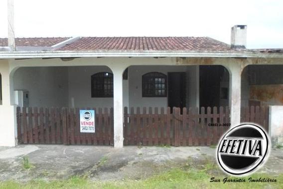Residência Geminada Com 2 Dormitórios - Ipacaraí - Matinhos Pr - 1997r