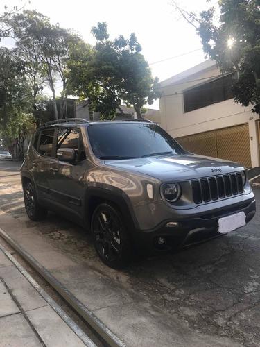 Imagem 1 de 15 de Jeep Renegade 2019 1.8 Limited Flex Aut. 5p