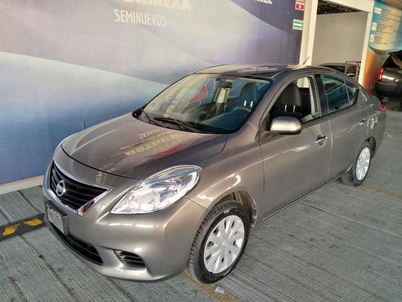 Nissan Versa Sense T/m A/a 2014
