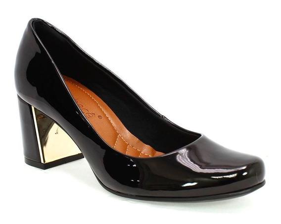 Sapato Feminino Amarilis Preto Bebecê