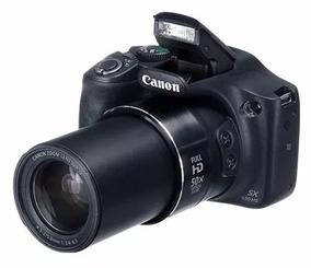 Camera Semi Profissional Canon Sx530hs +bateria Original