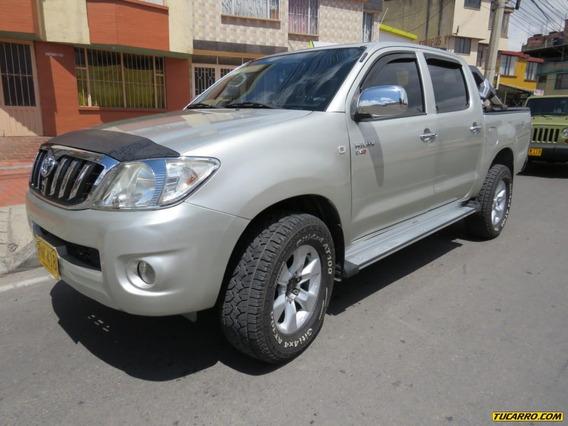 Toyota Hilux Mt 2500cc Aa 2ab