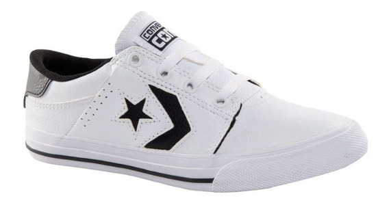 Cons Tre Star Ox 826c Blanco Piel