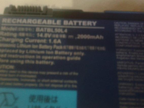 Bateria Pila Batbl50l4 Acer Aplica Otros Modelos