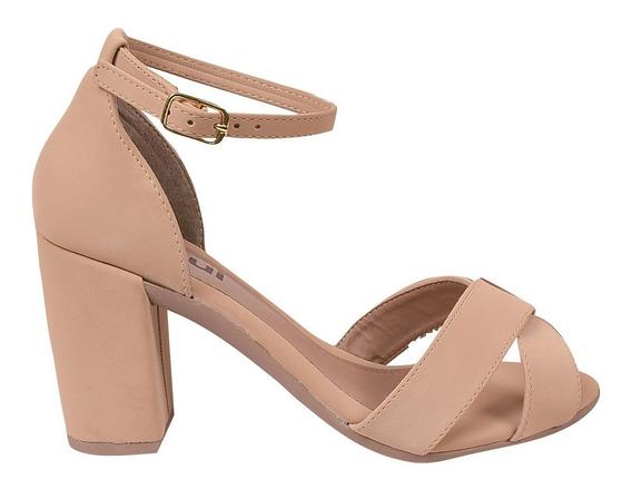 Sandália Sapato Feminina Chiquiteira Chiqui/53190