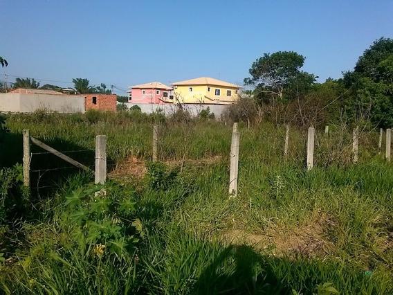 Vendo Ótimo Terreno Em Rio Das Ostras R$ 76.000