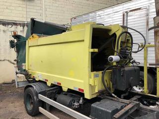 Compactador De Lixo Usimeca Para Caminhão 3/4 Ano 2012