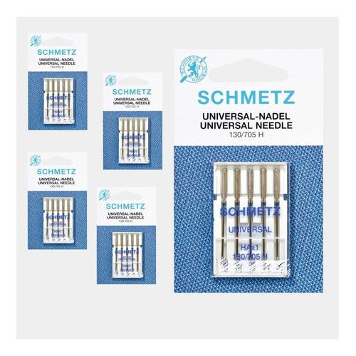 Kit De Agujas Schmetz Universal - Máquina De Coser Familiar