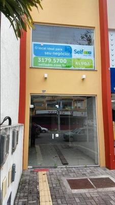 Loja Comercial Para Locação, São Francisco, Niterói. - Lo0013